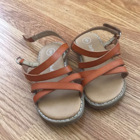 fceee3cacaa26 Cat & Jack Shoes | Toddler Sandals | Poshmark